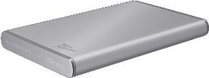 TrekStor Datastation pocket Xpress 640GB Zilver
