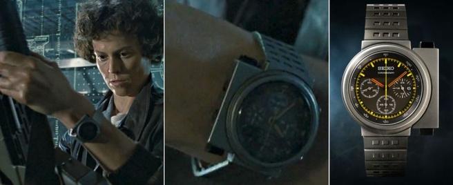 Seiko Alien-horloge