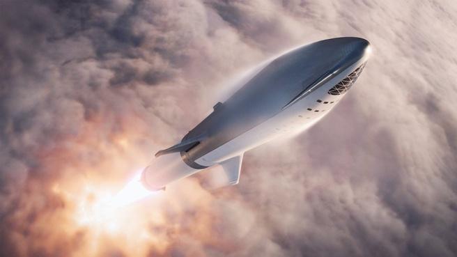 BFR lancering