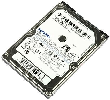 Samsung Spinpoint M7 HM320HI, 320GB