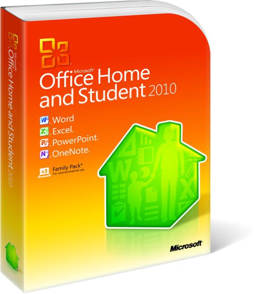 Microsoft Office Home and Student 2010 NL