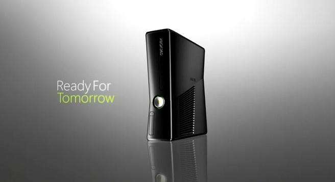 Xbox E3 2010 - Xbox 360 Slim
