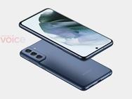 Samsung Galaxy S21 Fan Edition-renders via OnLeaks