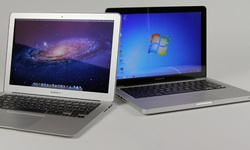 OS X vs. Windows 7: nek aan nek