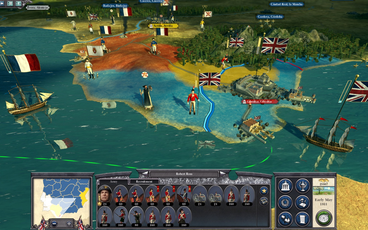 Napoleon Total War The Peninsular Campaign