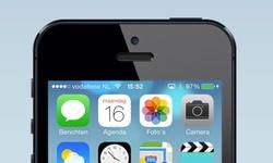 Apple iOS 7: een nieuwe iPhone voor iedereen