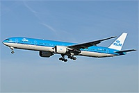 KLM 777-300