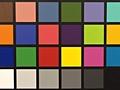 Kleurenkaart - iPad 2