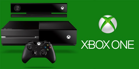 Xbox One met Kinect