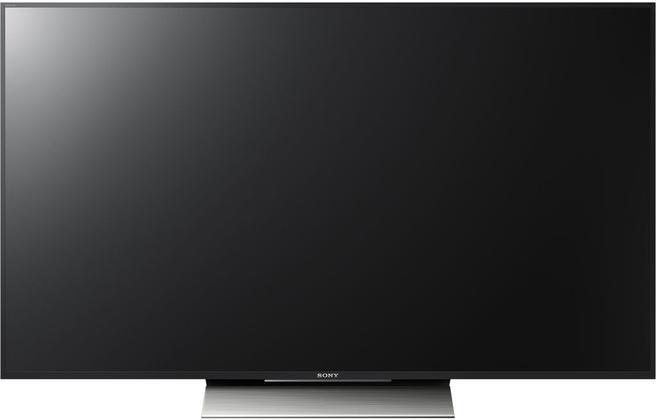 Sony Bravia KD-49XD8077 Zilver