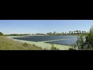 Drijvend zonnepark Bergerden impressie