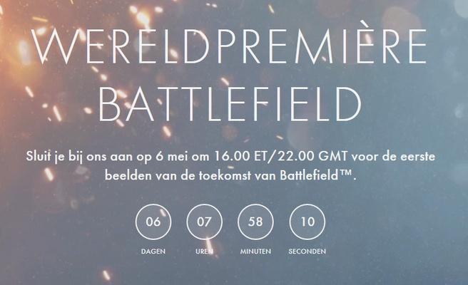 Battlefield onthulling