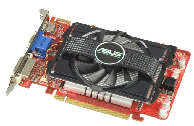 Asus ATI Radeon HD 5670