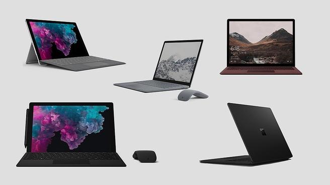 Microsoft Surface Schiphol diefstal