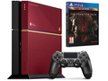 Goedkoopste Sony PlayStation 4 500GB Metal Gear Solid V: The Phantom Pain Limited Edition + game Bordeaux Rood, Zwart