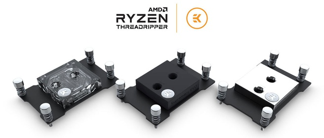 Threadripper EKWB