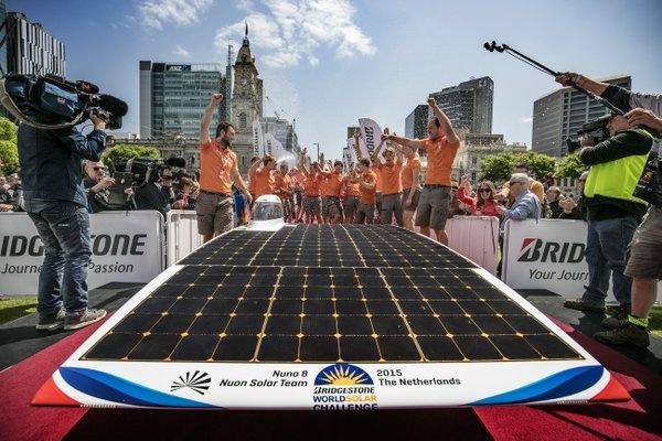 Nuon Solar Team 2015