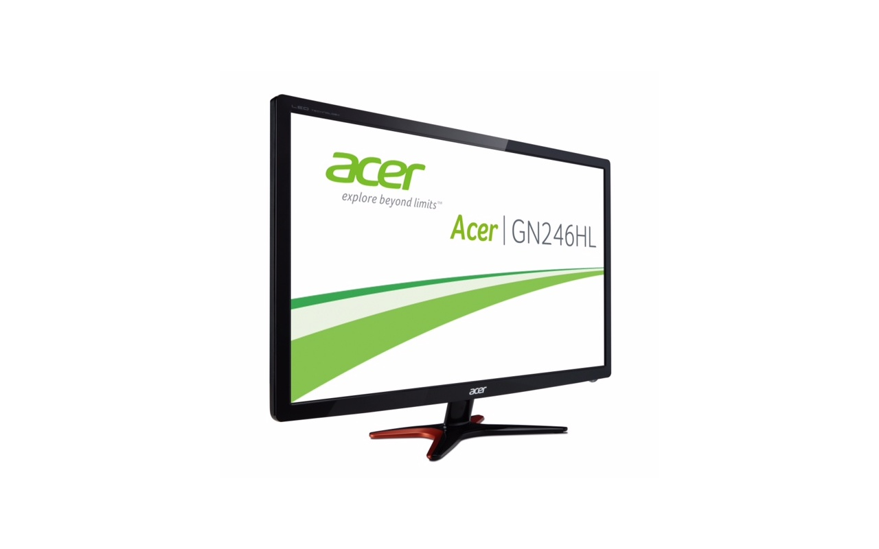 how to play xbox one on acer lcd monitor