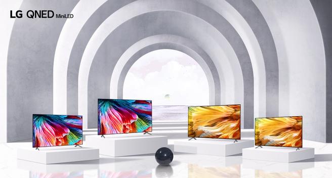 LG OLED en QNED 2021