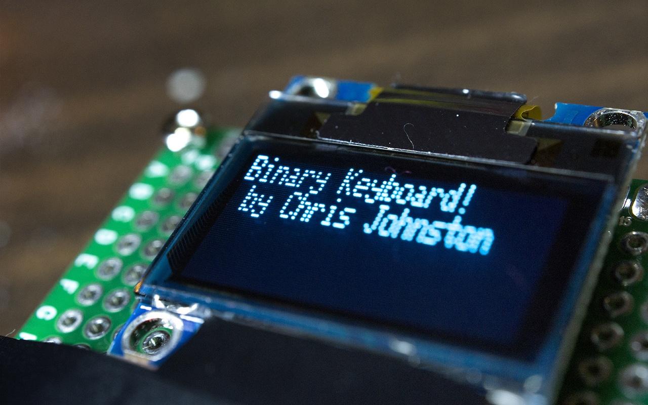 BinaryKeyboard