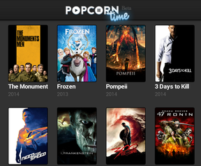 Popcorn Time op Android