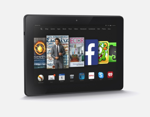 Kindle HDX 8.9 2014