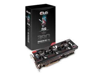 Club 3D Radeon R9 390 390X Royalqueen