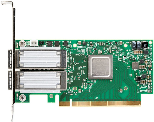 Mellanox ConnectX-6 VPI Card (Single-port, PCIe4.0 x16)