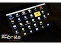 De Aakash-tablet draait op Android 2.2