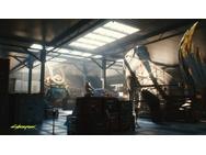 Cyberpunk 2077-screenshots met raytracing