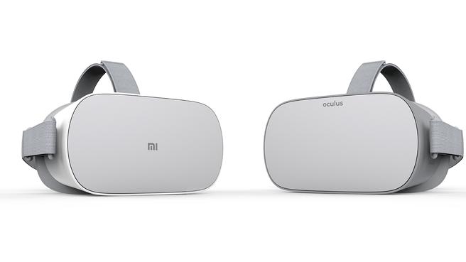 Oculus Go en Xiaomi Mi VR