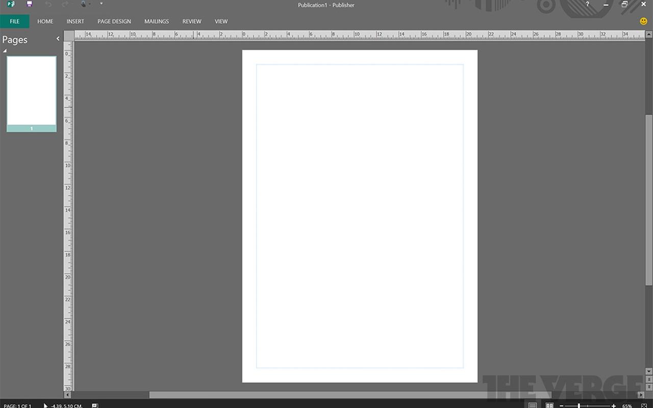 Technical Preview van 'Office 16'