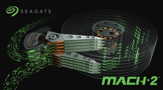 Seagate MACH.2