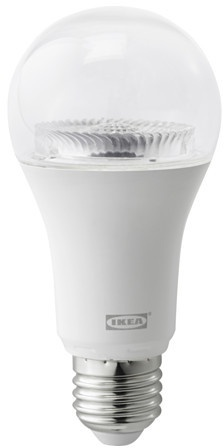 Ikea TRÅDFRI Led-lamp E27 950 lumen, draadloos dimbaar, wit spectrum helder