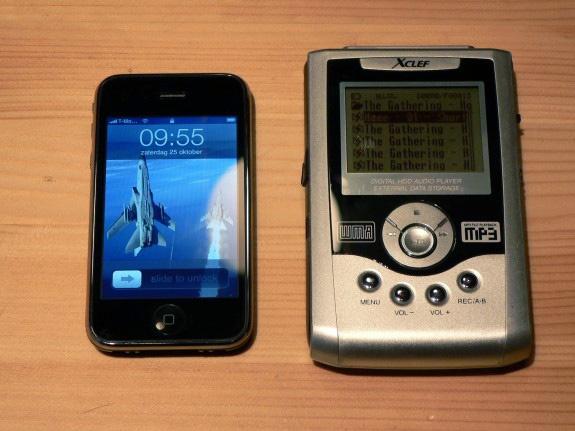 Apple vs Xclef
