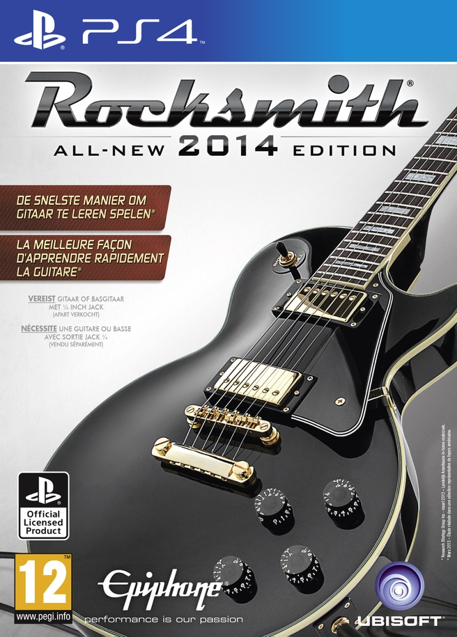 Case Rocksmith 2014 Edition