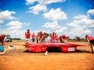 Solar Team Twente voorbereidingen in Australië