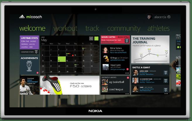 Nokia-tablet met Windows 8/RT op site designbureau