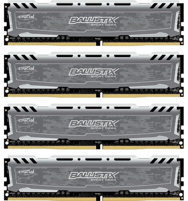 Crucial 32GB DDR4