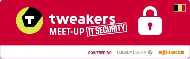 meetup belgie security