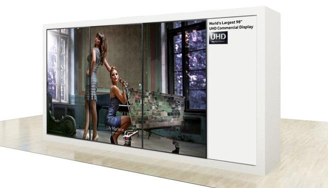 Samsung uhd videowall
