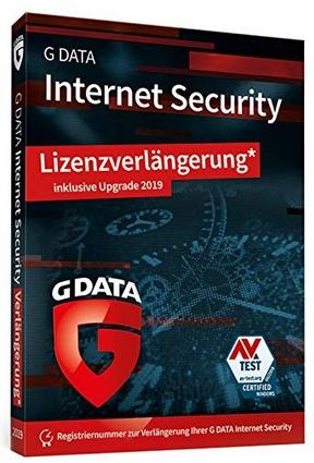 G Data Internet Security 2019, 1 PC, 1y