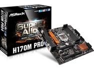 ASRock H170M Pro4
