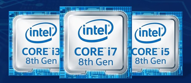 8th Generation Core