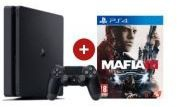 Sony PlayStation 4 500GB + Mafia III Zwart