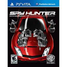 Spy hunter, PlayStation Vita