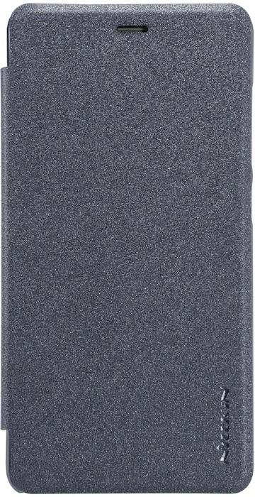 Nillkin New Sparkle Book Caser voor Xiaomi Redmi 3 - Zwart
