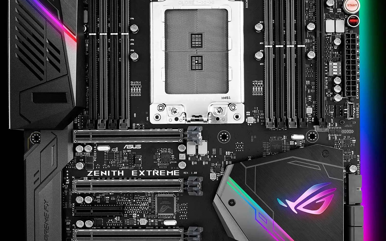 Asus X399 Zenith Extreme Prime X399-A