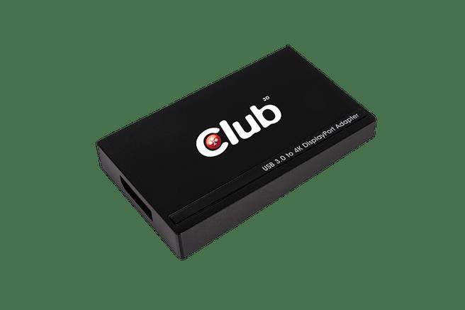 Club3D Club 3D USB 3.0 to 4K DP Graphics adapter
