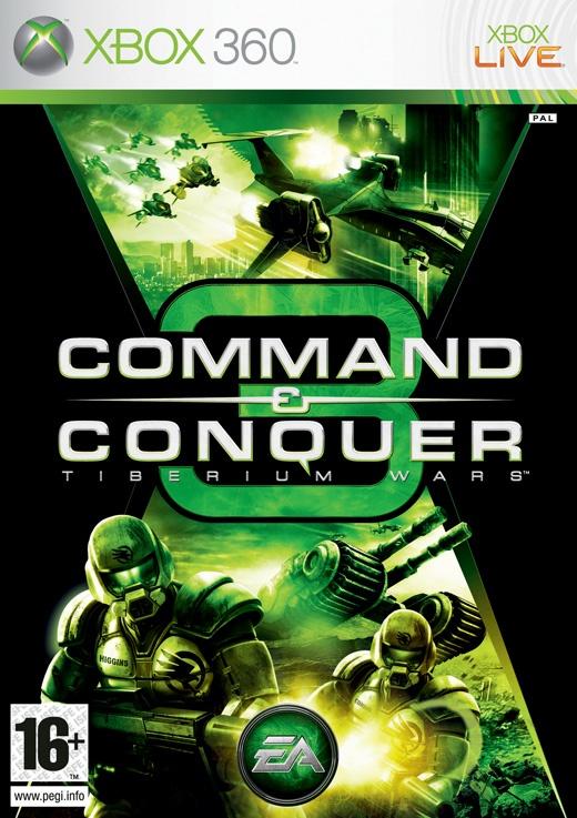 Command & Conquer 3 - Tiberium Wars, Xbox 360
